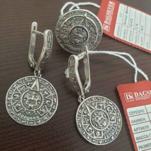 Гарнитур Символ Майя фото